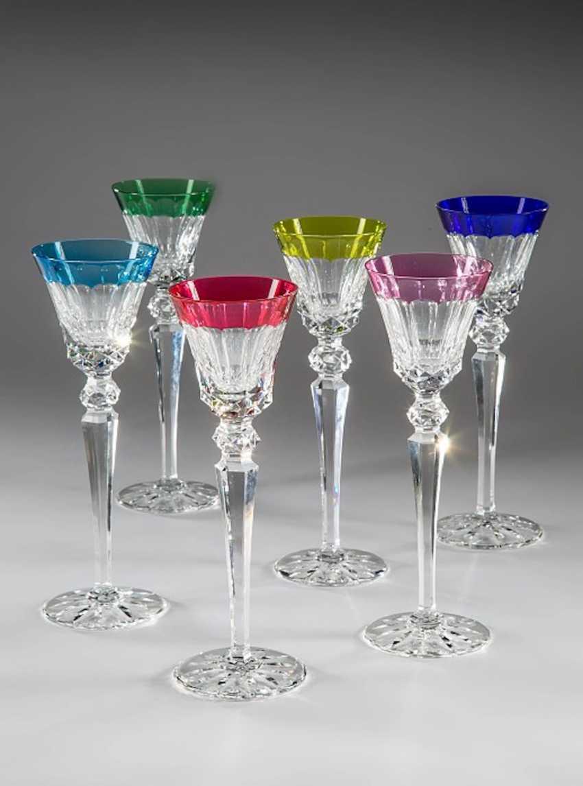 Wine Glasses Saint Louis, - photo 1