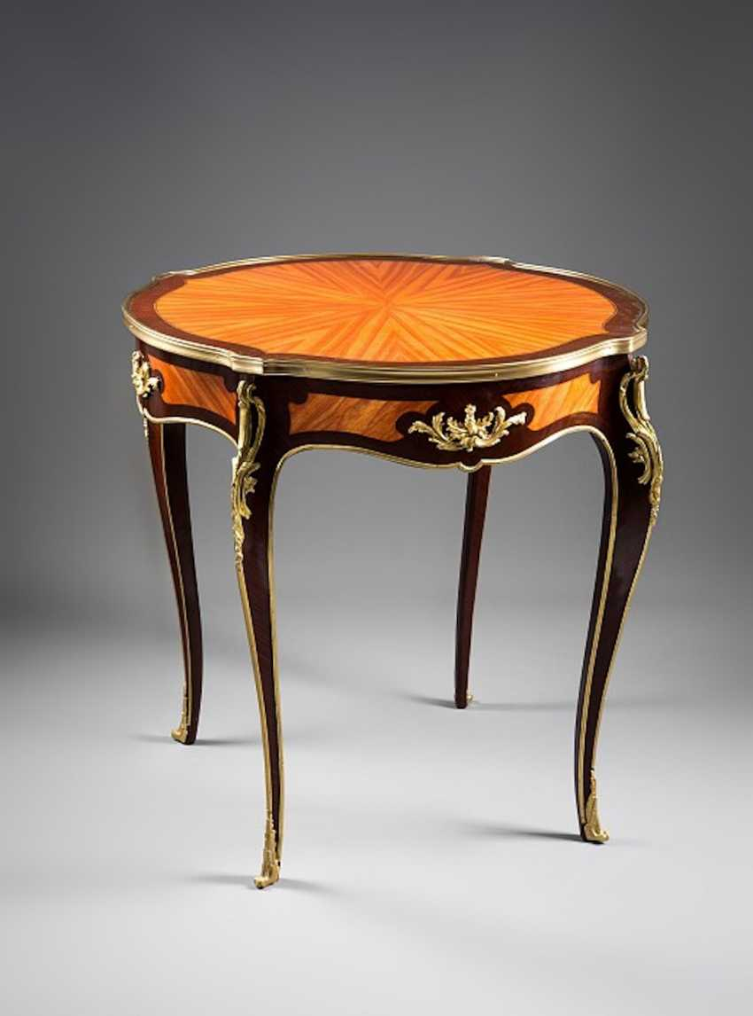 French Salon Occasional Table - photo 1