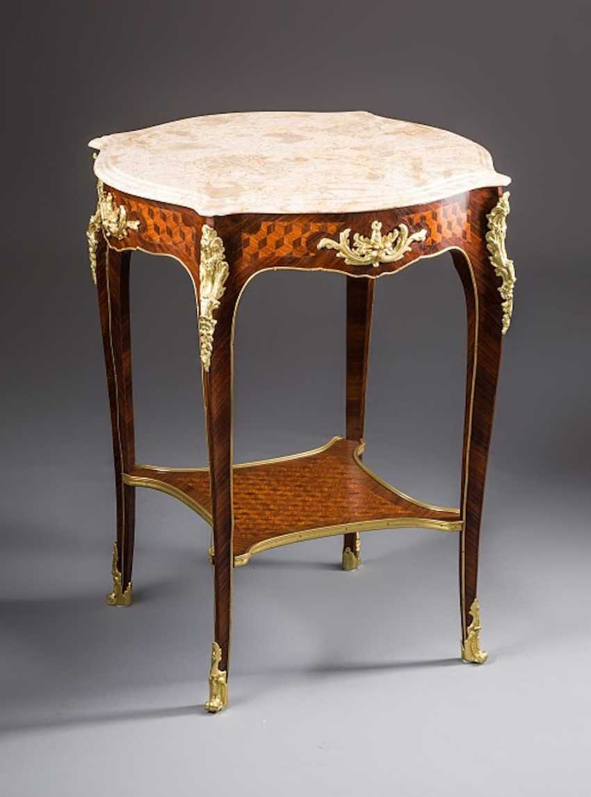 Side table - photo 1