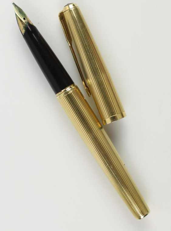 Piston fountain pen - photo 1