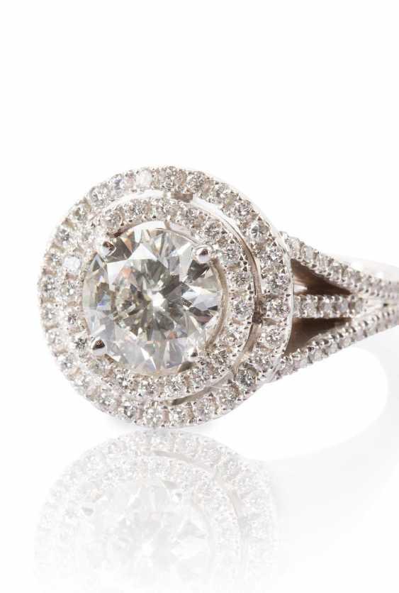 Fine Brilliant Ring, - photo 1