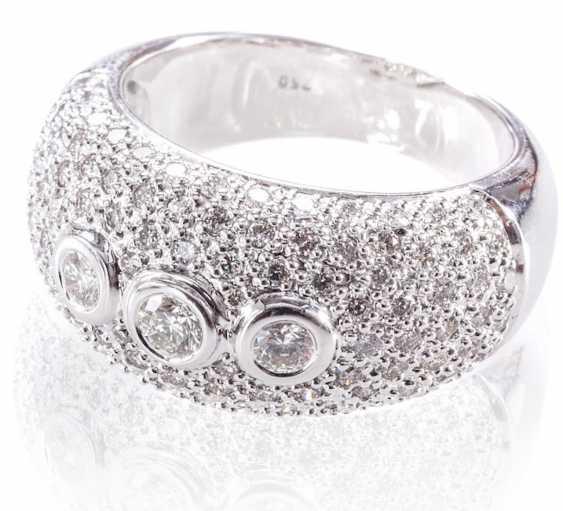 Decorative Diamond Ring, - photo 1