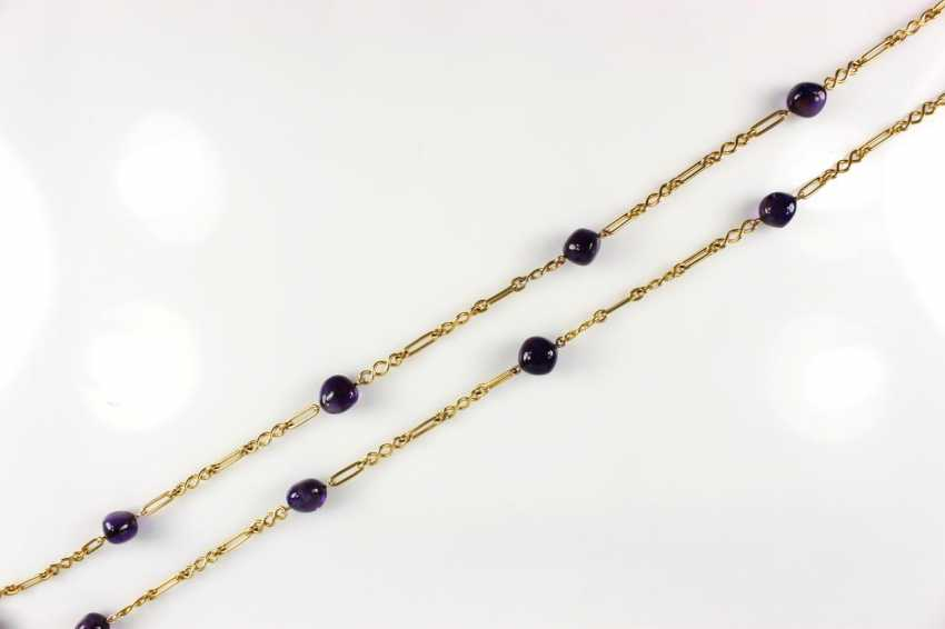 Long Gold Chain - photo 2