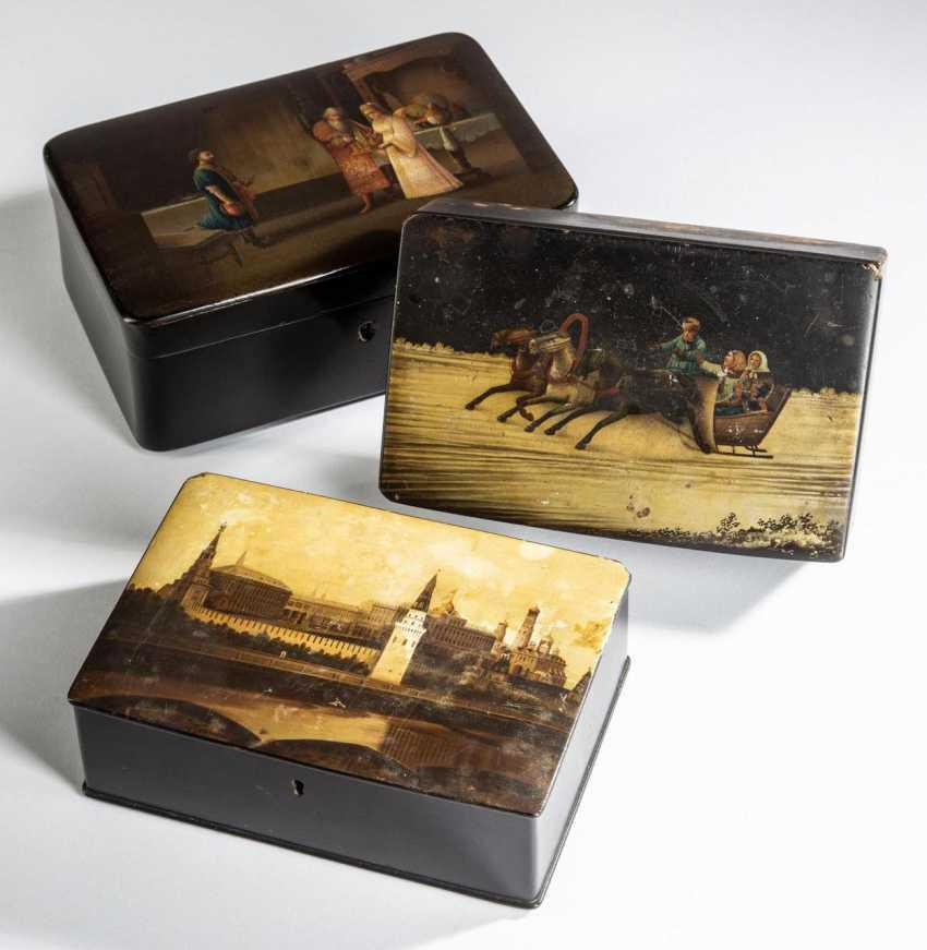 Fine Lacquer Box - photo 4