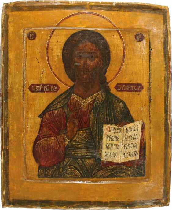 3 Russian Icons, - photo 3
