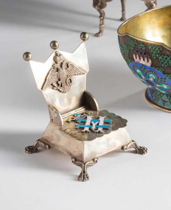 Russian Salt Throne - photo 1