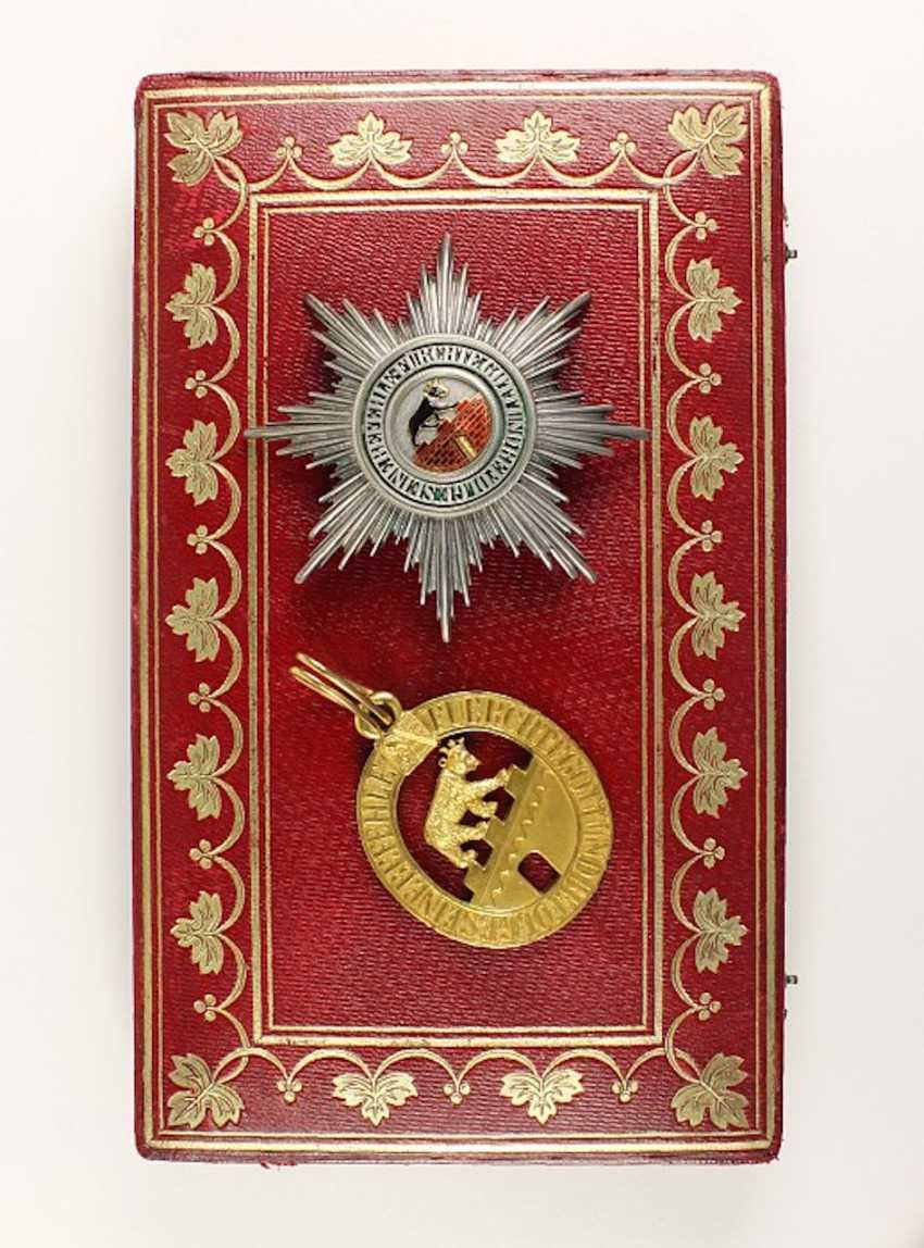 """Community house order of """"Albrecht the bear"""", - photo 1"""