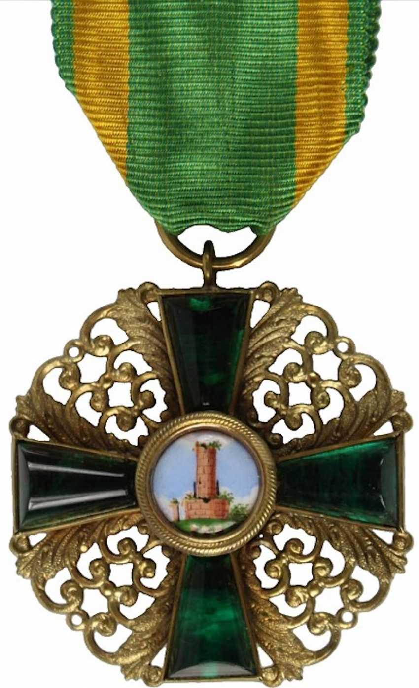 Order of the Zähringer lion, - photo 1