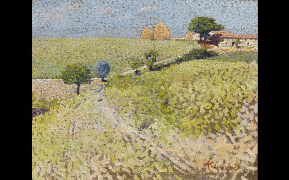 ACHILLE LAUGÉ (ARZENS 1861 - CAILHAU 1944) - photo 1