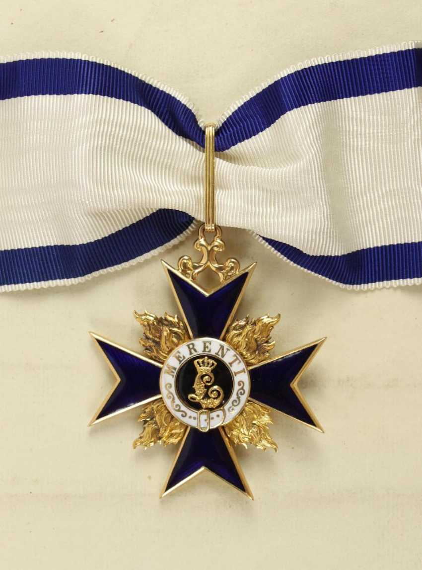 Military Order Of Merit, - photo 1