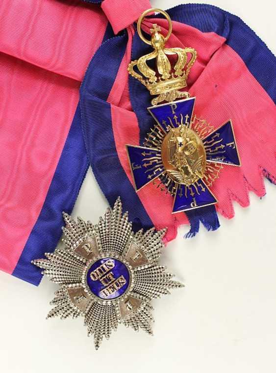 Ordre du mérite de saint-augustin. Michael, - photo 1
