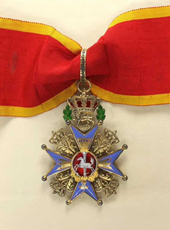 Order of Henry the lion, - photo 1