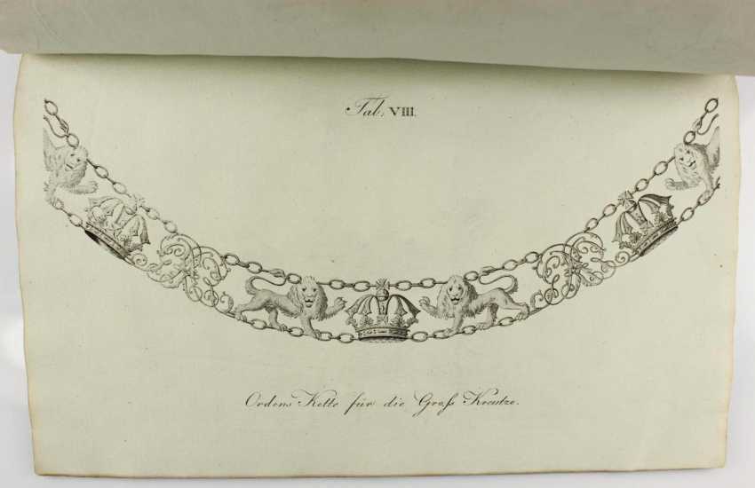 Kgl. Hanoverian Guelph Order, - photo 2