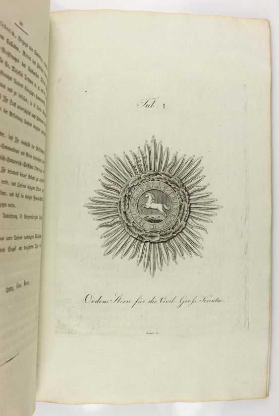 Kgl. Hanoverian Guelph Order, - photo 3