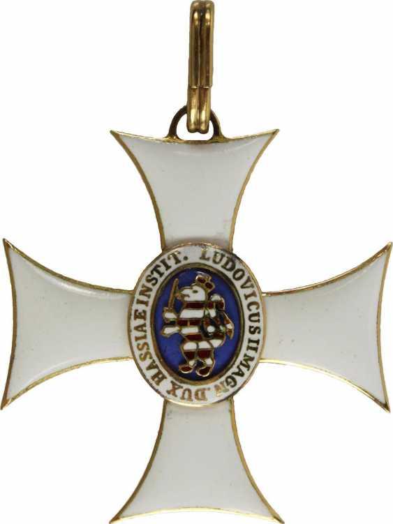 Order of Philip the great müthigen, - photo 2
