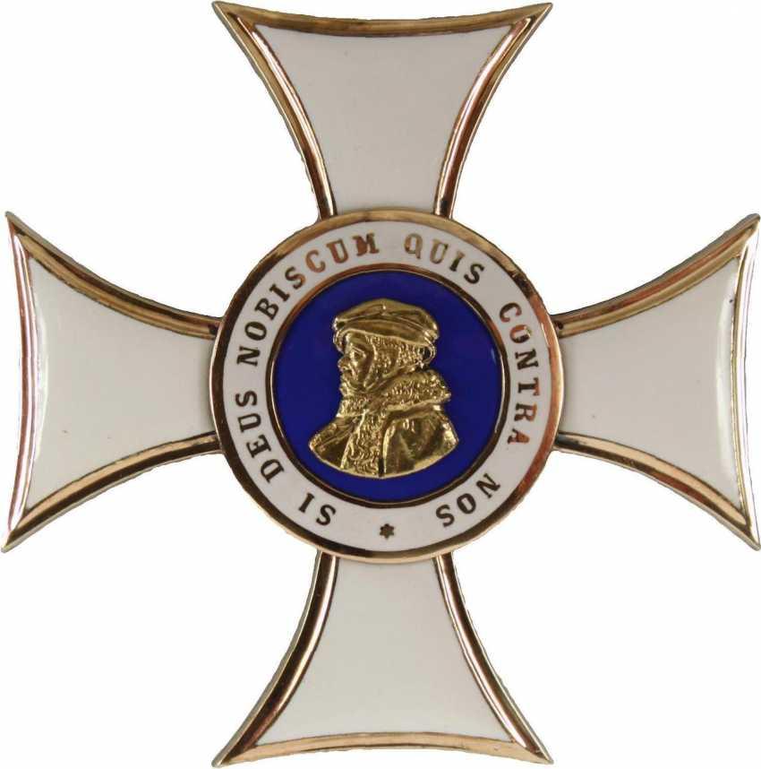 Order of Philip the great müthigen, - photo 1