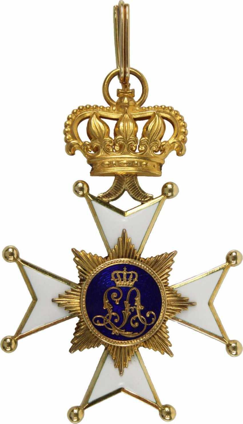 Royal Lippisch Houseorder, - photo 3