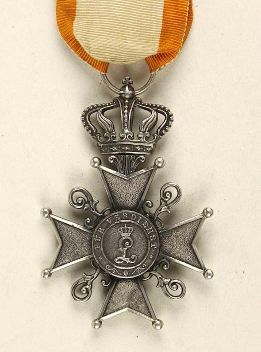 Lippischer Леопольда Ордена, - фото 1