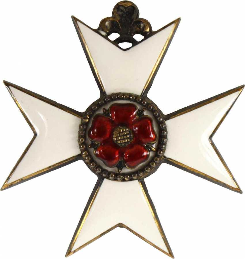 Princely Order Of Merit - photo 1