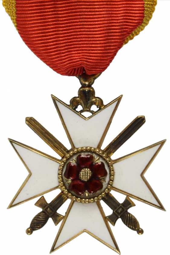 Princely Order Of Merit - photo 1