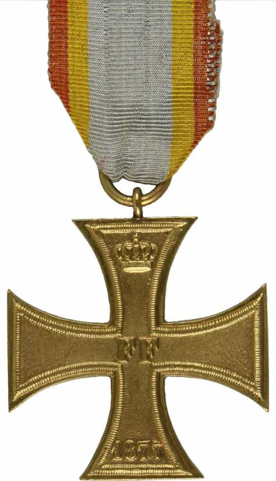 Military cross of merit - photo 1