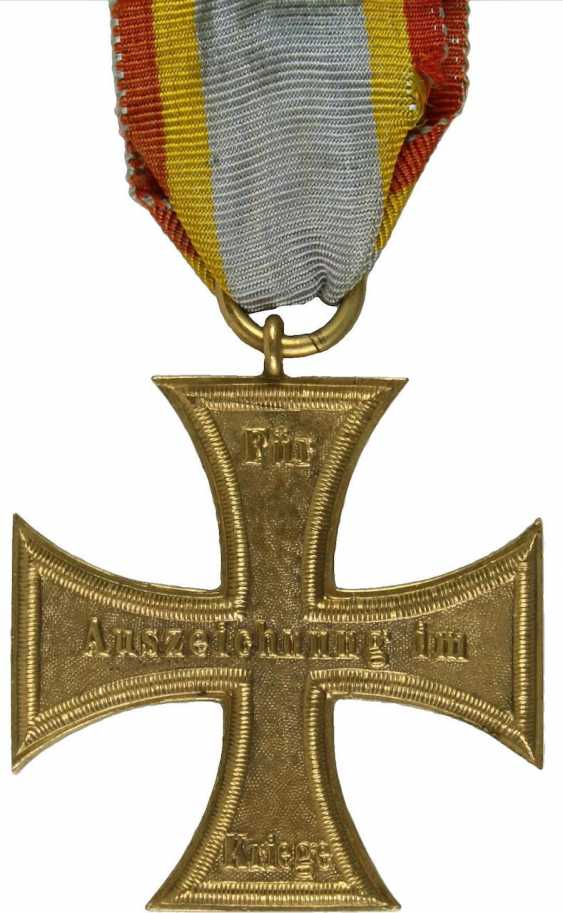 Military cross of merit - photo 2