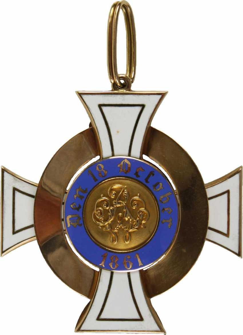 Königl. Prussian Crown Order, - photo 2
