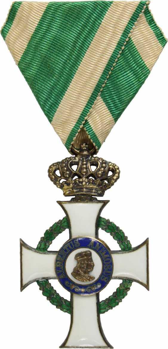 Königl. Saxon Albrechts Order, - photo 2