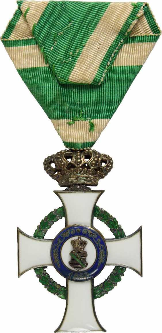 Königl. Saxon Albrechts Order, - photo 3
