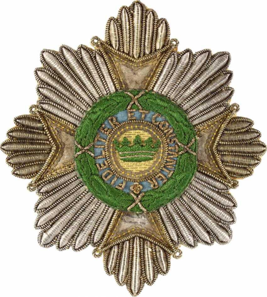 Duke Of Saxony-Ernesti Order Of The House, - photo 1