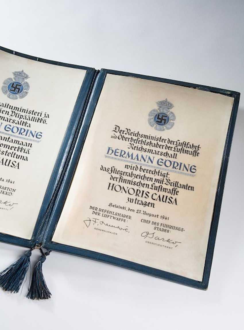 Finland - Award Certificate - photo 1