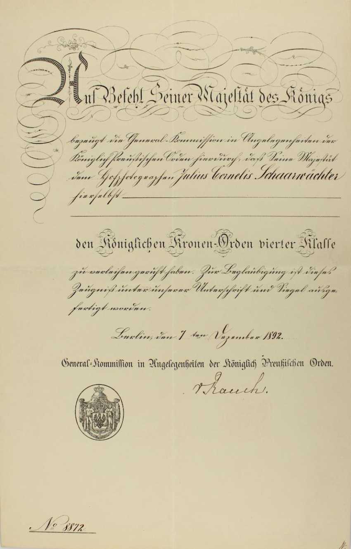 Award certificates - photo 7