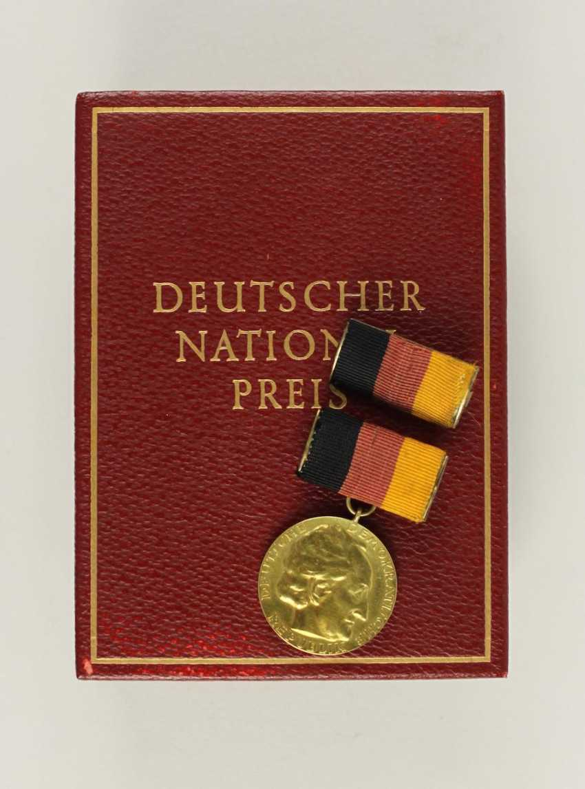 National prize of the GDR in 1959,  - photo 1