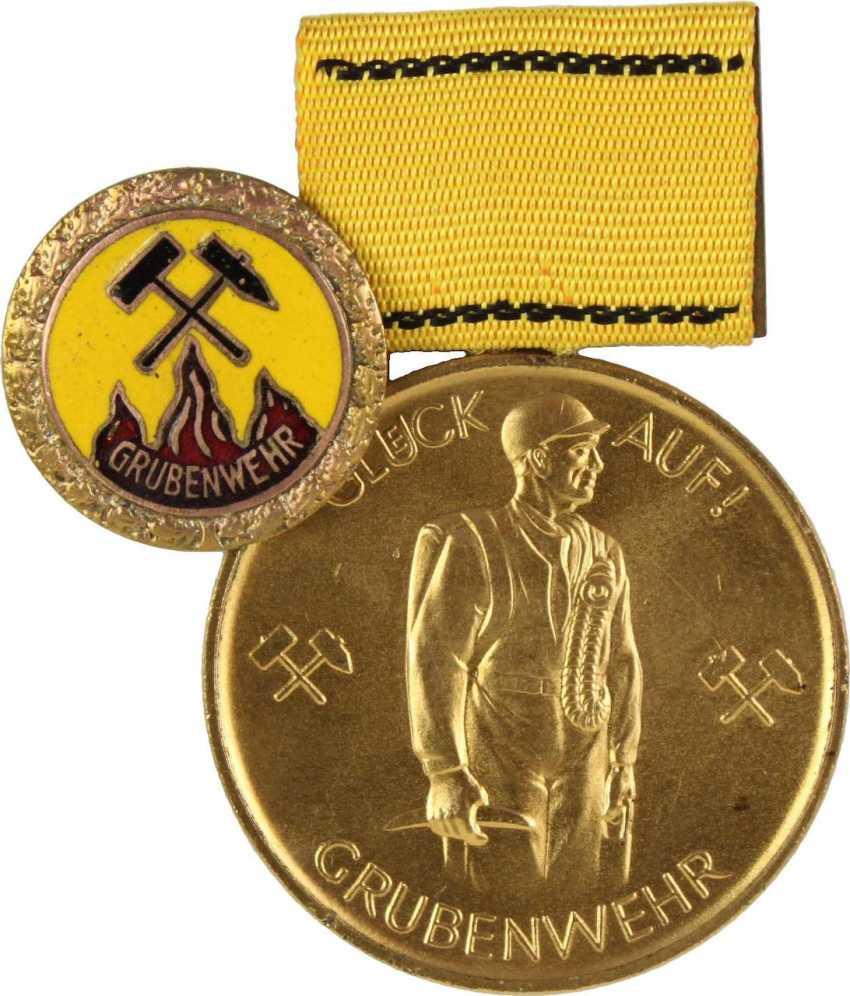 Medal for merit  - photo 1