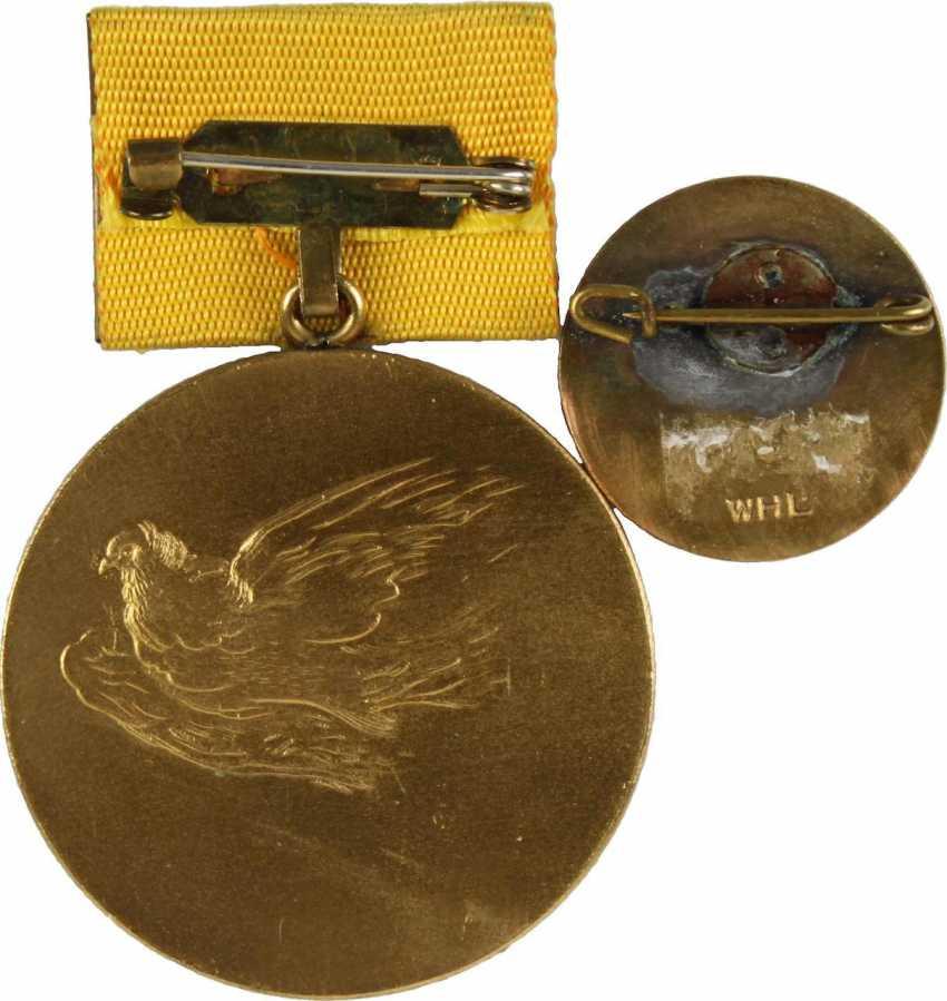 Medal for merit  - photo 2