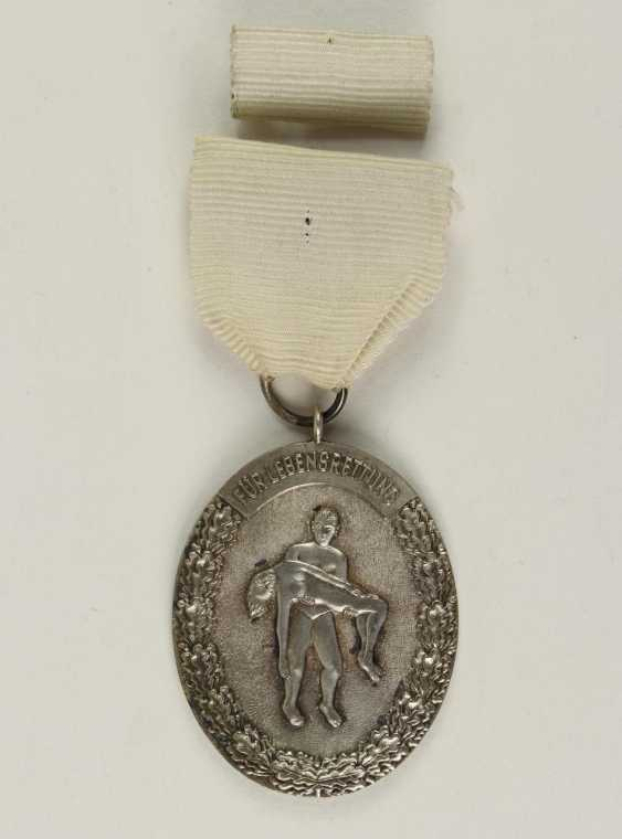 Rescue medal - photo 1
