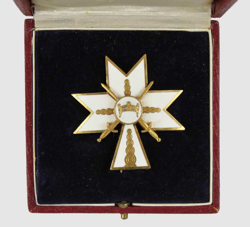 Order of the crown of king Zvonimir, - photo 1