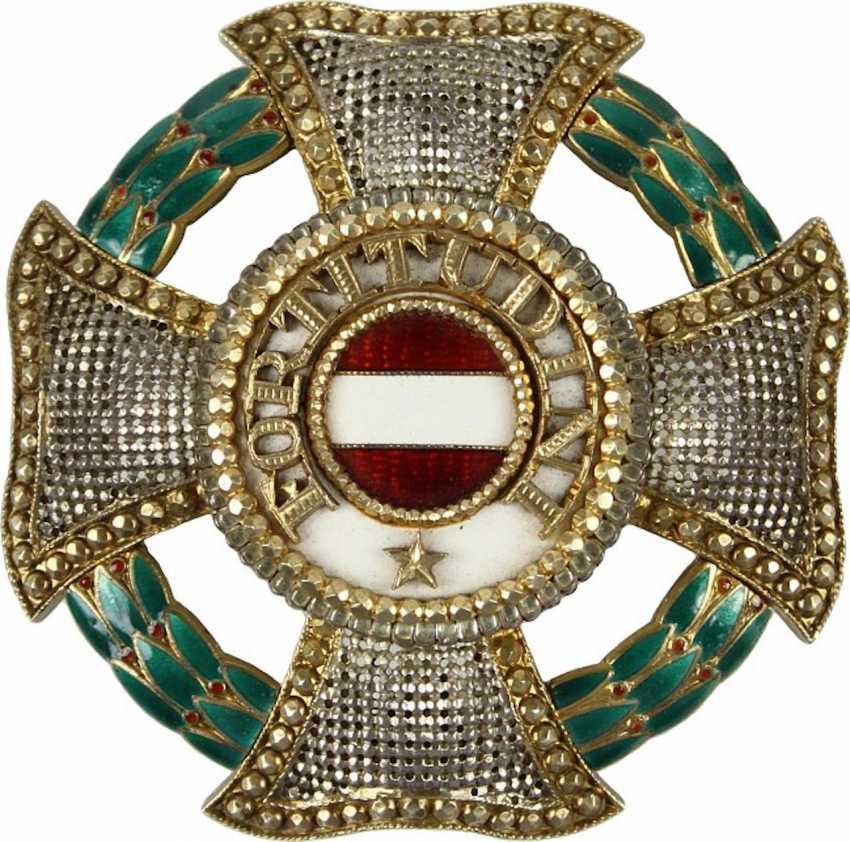 Military Maria-Theresien-Orden, - photo 1