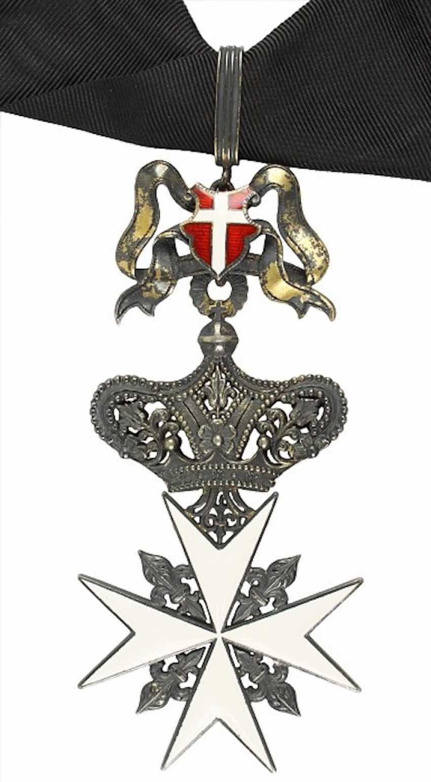 Sovereign Maltese Order Of Knights, - photo 1