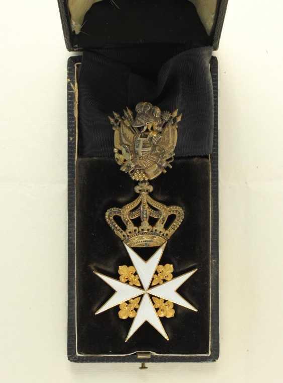 Order Of Malta-Order Of Knights, - photo 1