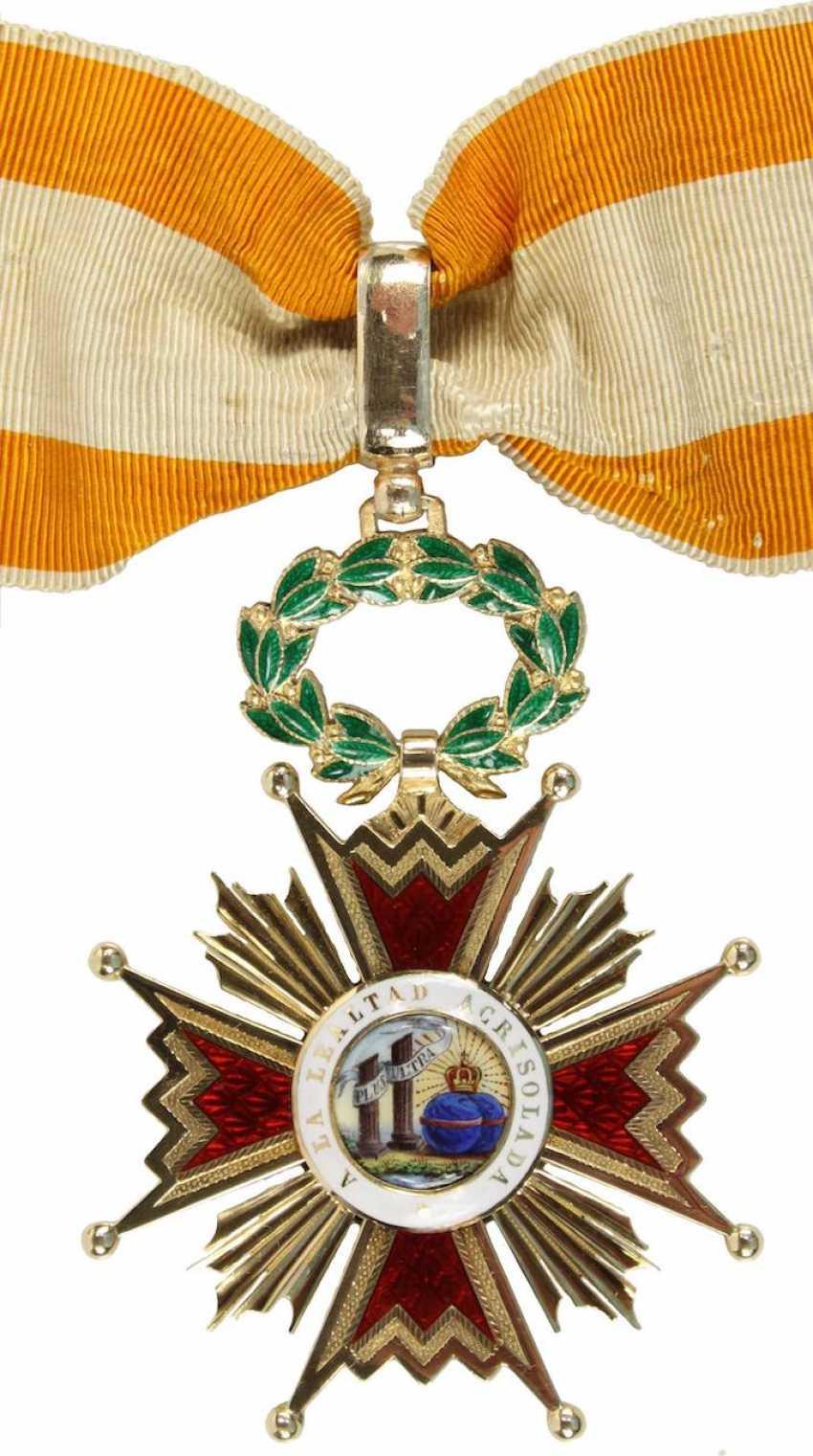 Order Of Isabella The Catholic, - photo 1