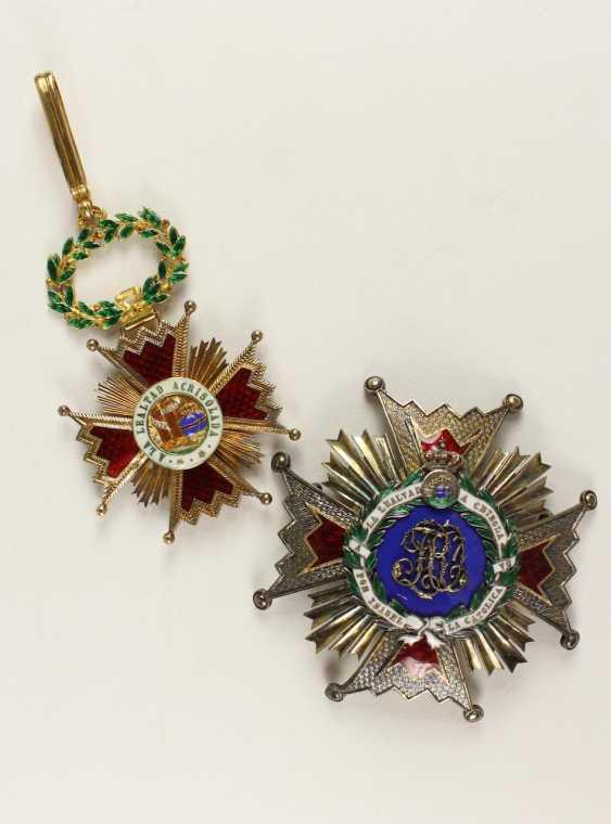 Order Of Isabella The Catholica, - photo 1