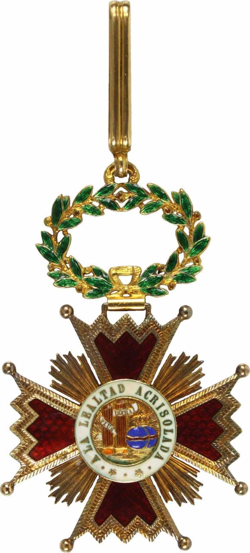 Order Of Isabella The Catholica, - photo 5