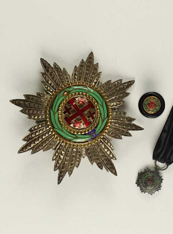 Order of the Hl. Grave, - photo 1