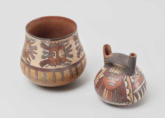 Cup and small vessel - photo 1