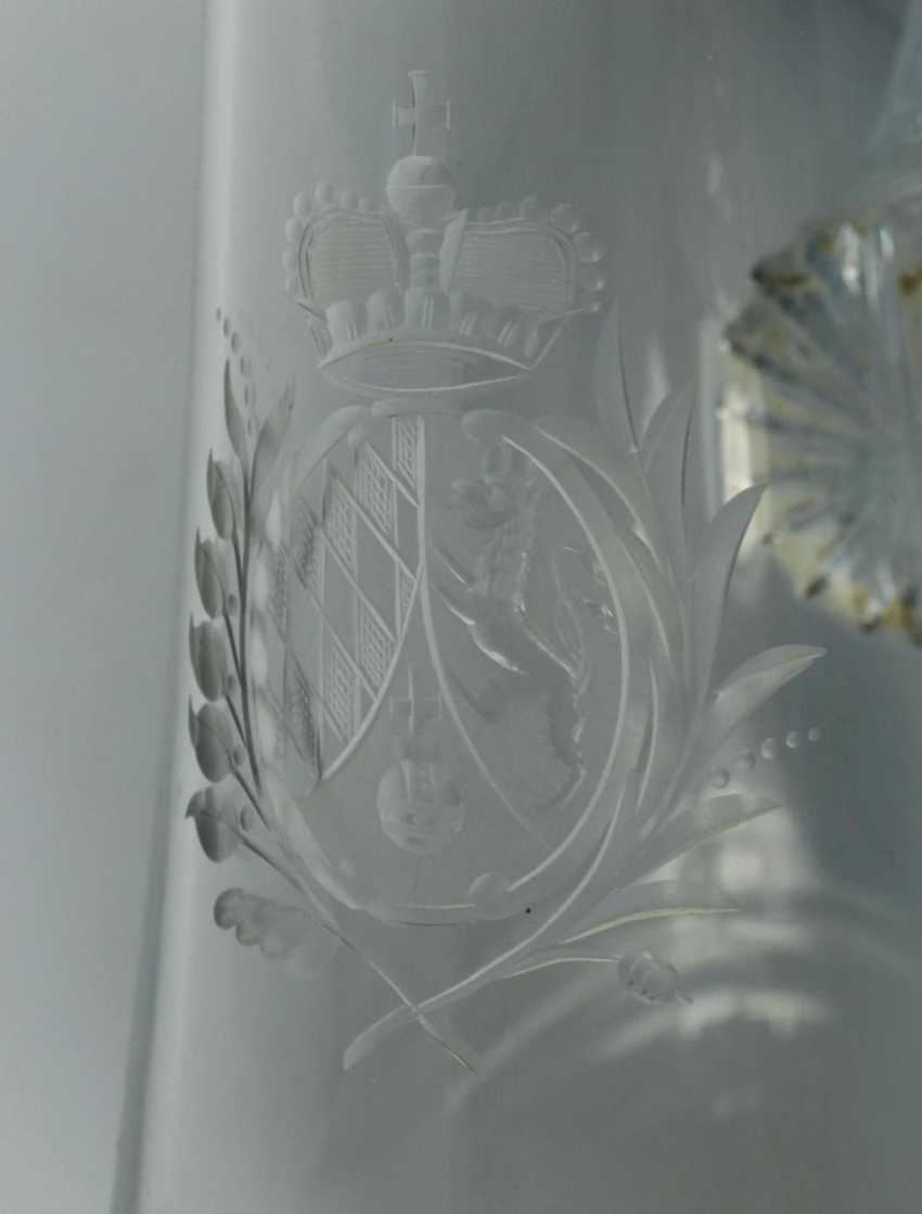 Gift carafe of the king of Bavaria, - photo 2