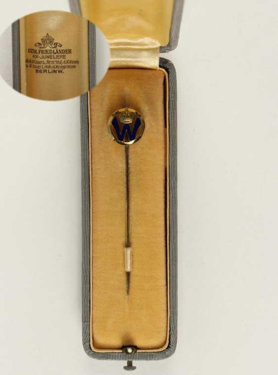 Golden Gift Needle - photo 1