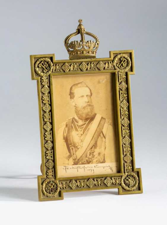 Gift frame of the crown Prince - photo 1