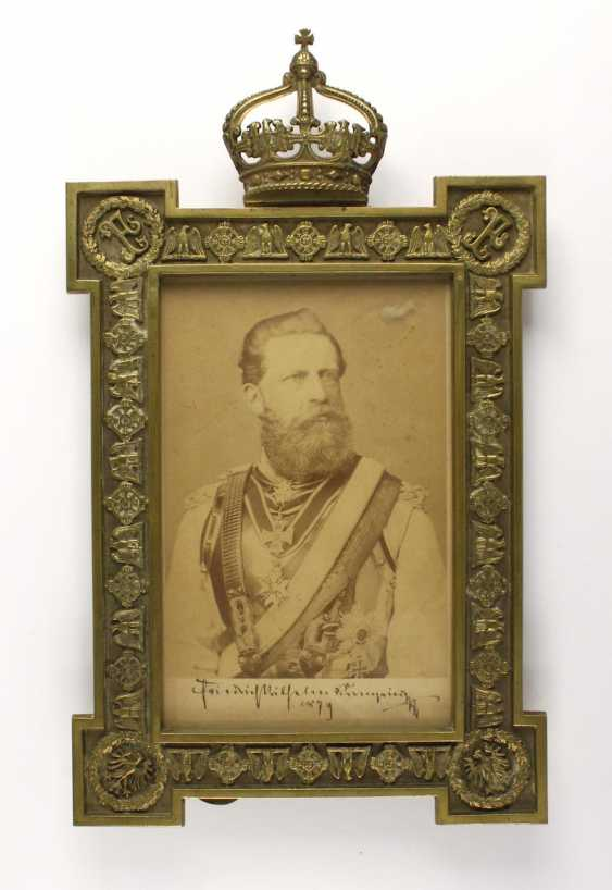 Gift frame of the crown Prince - photo 2