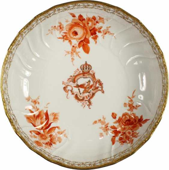 """Large round dish and a large meat plate """"Neuosier"""" - photo 4"""